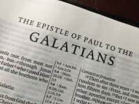 Galatians: how to LIVE the LIFE God has called us to LIVE